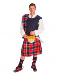 Disfraz escocés hombre-Premium