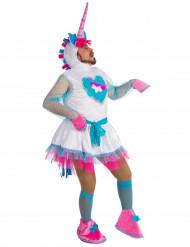 Disfraz unicornio hombre