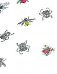 200 Confetis de papel insectos