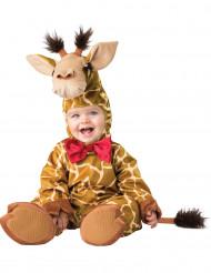 Disfraz de jirafa para bebé - Lujo