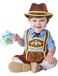 Disfraz mini bávaro bebé-Clásico