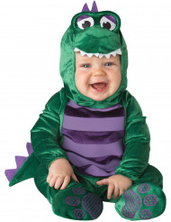Disfraz de dinosaurio bebé -Clásico