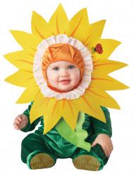 Disfraz girasol para bebé-Clásico