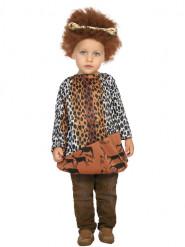 Disfraz de cavernícola bebé