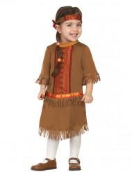 Disfraz de india con flecos