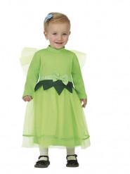 Disfraz de hada verde bebé