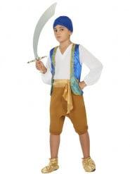 Disfraz príncipe árabe niño