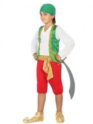 Disfraz de príncipe árabe niño