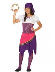 Disfraz de gypsy gitana niña