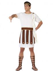 Disfraz de romano blanco hombre