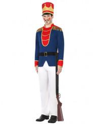 Disfraz soldado de juguete hombre