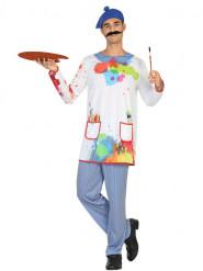 Disfraz pintor hombre