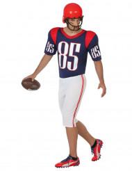 Disfraz de jugador de futbol americano para hombre