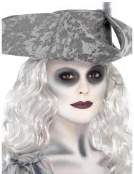 Set de maquillaje de pirata de mares para mujer