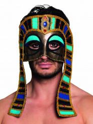 Antifaz egipcio colorido adulto