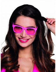 Gafas rosas fluorescente 50