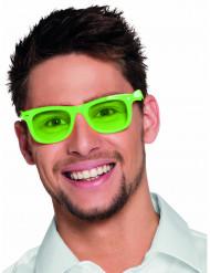 Gafas verde fluo 50