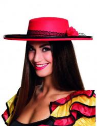 Sombrero de bailarina española