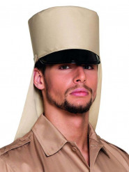 Sombrero de legionario adulto