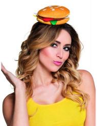Sombrero hamburguesa adulto