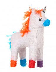 Piñata unicornio blanco 55 cm