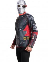 Disfraz de Deadshot camiseta y capucha adulto Escuadrón Suicida™