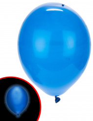 5 Globos LED azules Illooms®