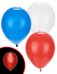 5 Globos LED tricolores Illooms®