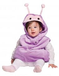 disfraz de mariposa violeta beb