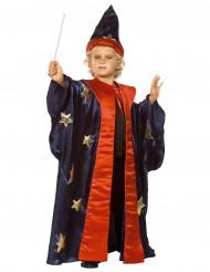 Disfraz de mago niño