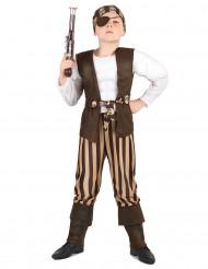 Disfraz de pirata musculoso niño