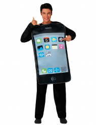 Disfraz de Smartphone adulto