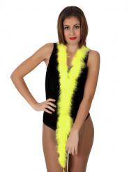 Marabú amarillo 185 cm