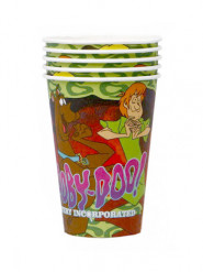 5 Vasos 200ml Scooby doo™