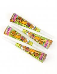 4 trompetas de 20cm Scooby Doo™