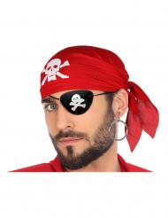 Kit accesorios pirata bucanero adulto