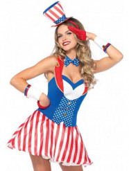 Disfraz americana sexy