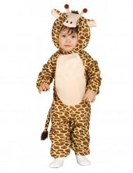 Disfraz de jirafa bebé