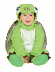 Disfraz de tortuga bebé