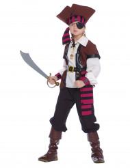 Disfraz pirata de los 7 mares niño