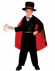 Disfraz mago para niño