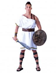 Disfraz de espartano blanco hombre