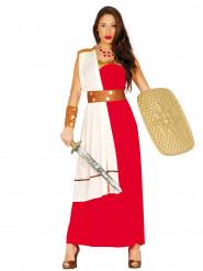 Disfraz guerrera espartana mujer