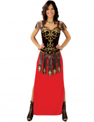 Disfraz de princesa guerrera mujer