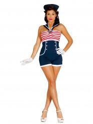 Disfraz marinera pin up mujer