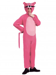 Disfraz de pantera rosa adulto