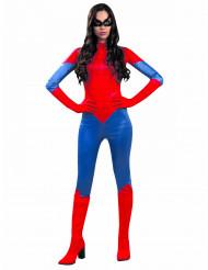 Disfraz de mujer araña roja