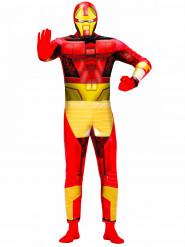 Disfraz superhéroe biónico adulto