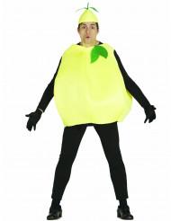 Disfraz de limón adulto