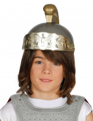 Casco romano niño